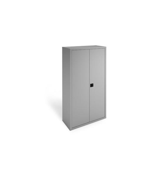 Armadio metallico ante battenti 100x45x200 forniture mobili for Armadio metallico ante scorrevoli 120x45x200