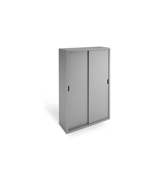 armadio metallico ante scorrevoli 120x45x200 forniture
