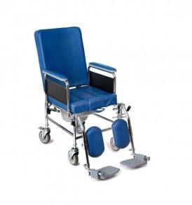 Sedia comoda con schienale reclinabile