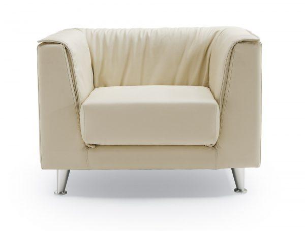 Poltrona per ufficio serie compact forniture mobili